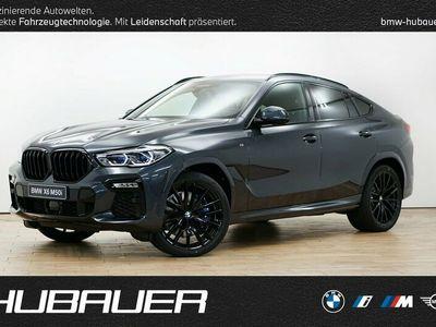 "gebraucht BMW X6 M50i [Live Cockpit, HUD, Laser, 22"" LMR, DAB]"