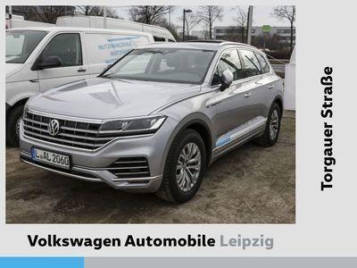 gebraucht VW Touareg 3.0 V6 TDI Elegance 4Motion *LED*Luftfed.*