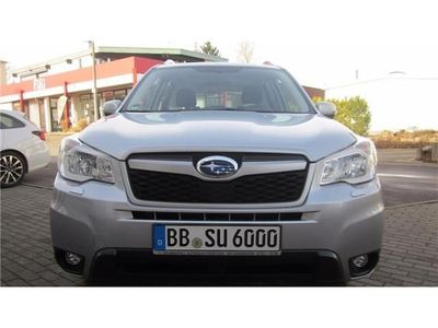 gebraucht Subaru Forester 2.0D Exclusive