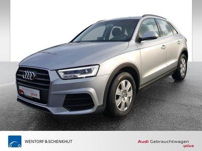 gebraucht Audi Q3 2.0 TDI ultra LED Navi+ DSP