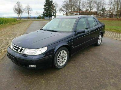gebraucht Saab 9-5 Limo 3,0 LPT V6*Griffin*Top*Rarität*