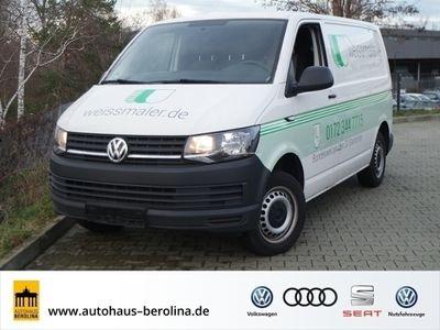 gebraucht VW Transporter Kasten 2.0 TDI KR *ALUCA-SYSTEM*PDC*KLIMA*