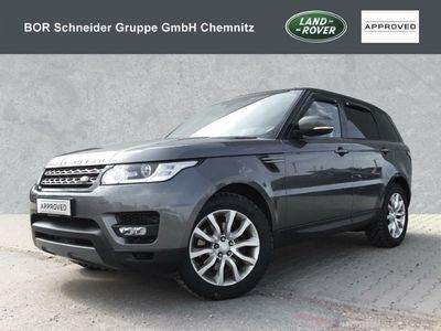 gebraucht Land Rover Range Rover Sport 3.0 TDV6 SE Schiebedach, 1.Hd