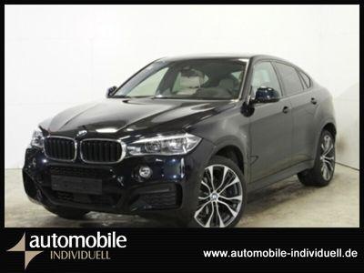 gebraucht BMW X6 30dA xDr M Sportpaket LED ACC Standh AHK HuD