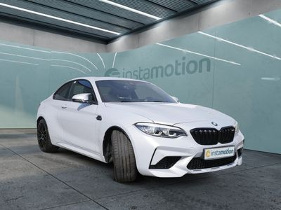 gebraucht BMW M2 M2Coupe DKG Competition LEDER+NAVI+LED+eGSD+WLA