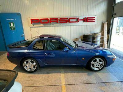 gebraucht Porsche 968 Klima Leder Targa
