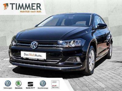 gebraucht VW Polo 1.0 TSI Comfortline +NAVI+PDC+SHZ+