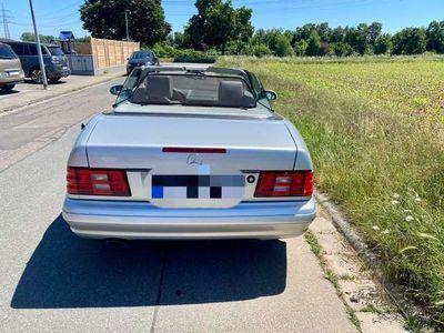 gebraucht Mercedes SL320 Spezial Edition