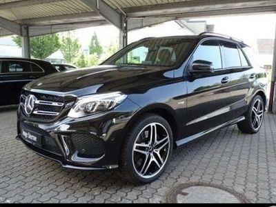 "gebraucht Mercedes GLE43 AMG AMG 4M FAHRPROGRAMM ""SPORT+"" NAVI+COMAND+"