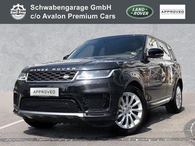 gebraucht Land Rover Range Rover Sport SDV6 HSE *Pano*21Zoll*DAB*
