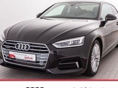 gebraucht Audi A5 Coupé sport 45 TFSI qu.S tr. LED NAVI