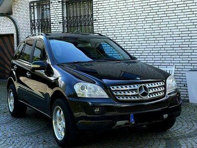 gebraucht Mercedes ML420 CDI 4Matic 7G-TRONIC DPF Edition 10 Sport als SUV/Geländewagen/Pickup in Herten