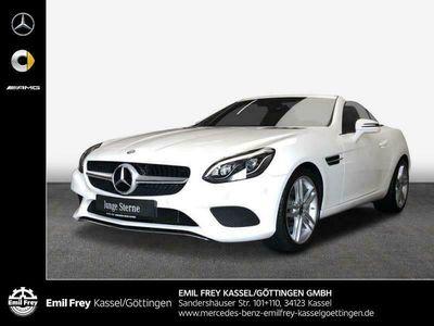 gebraucht Mercedes SLC180 9G +Navi+ILS+PTS+SportPaket+Leder+Shz
