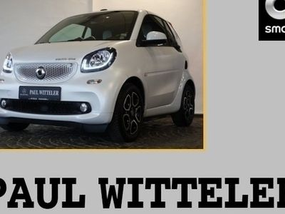 gebraucht Smart ForTwo Electric Drive cabrio Navi/Cool&Audio/LED