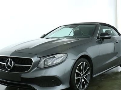 gebraucht Mercedes E200 Cabriolet COMAND Night MULTIBEAM