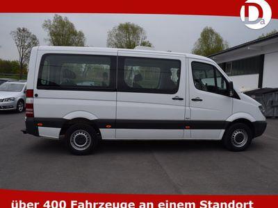 gebraucht Mercedes Sprinter 316 CDI 9.SITZER KLIMA-NAVI-SITHZ.-AHK