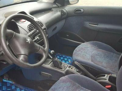 gebraucht Peugeot 206 75 Bel-Air