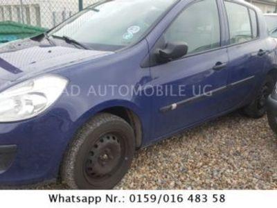gebraucht Renault Clio III Expression,KLIMA