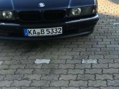 gebraucht BMW 728 7er