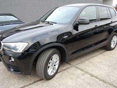 gebraucht BMW X3 xDrive20d Aut. Sport-LEDER+Standh.+AHK+Xenon+NAVI