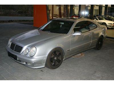 käytetty Mercedes CLK230 Coupe K Elegance -XENON-GSD-SITZHZG