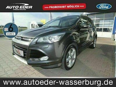 gebraucht Ford Kuga 2.0 TDCi Indiviudual 4x4 StartStopp EURO 6