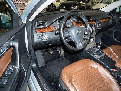 gebraucht VW Passat Limousine 2.0 TDI Highline Navi ACC Rückfahrkamera
