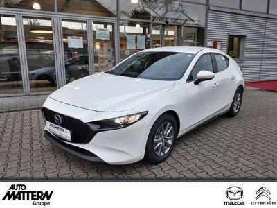 gebraucht Mazda 3 Lim. Selection-LED-Navi-Rückfahrkam-Spurassist