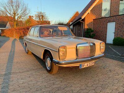 gebraucht Mercedes W115 Strich 8 200D 0,5 Serie