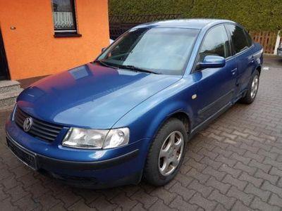 gebraucht VW Passat 1.6- Klimaautomatik- TÜV 7/2017