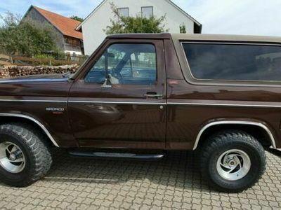 gebraucht Ford Bronco 1982Lariat XLT Find Of The Day !