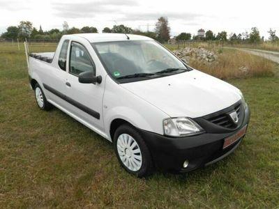 gebraucht Dacia Logan Pick-Up 1.6 Benziner-KLIMA-AHK-LKW-Zulass!