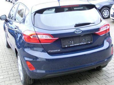 gebraucht Ford Fiesta 5-Türer Trend 85PS SOFORT Klima Radio Bluetooth 1.