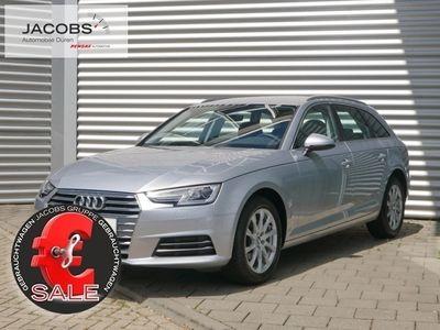 gebraucht Audi A4 2.0 TDI sport Navi Xenon Klima