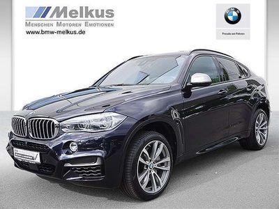gebraucht BMW X6 M 50d M Sport 20 LM HUD Fond Entertainm.ACC