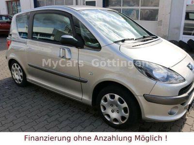 gebraucht Peugeot 1007 Premium Automatik Klima !