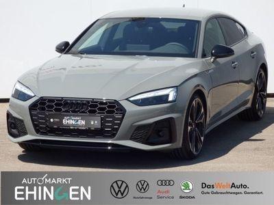 gebraucht Audi A5 Sportback 40 TDI Stronic S Line LED ACC Navi