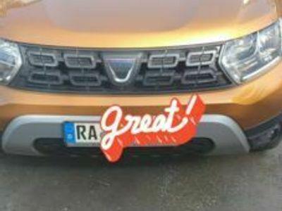 gebraucht Dacia Duster dCi 110 2WD EDC Prestige als SUV/Geländewagen/Pickup in Rastatt