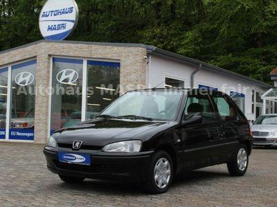 gebraucht Peugeot 106 Pop'Art 60, HU/AU: NEU