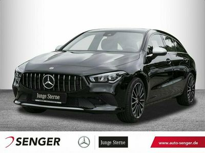 gebraucht Mercedes CLA180 Shooting Brake *Display digital*LED*Parktronic*MBUX*