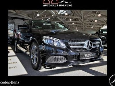 gebraucht Mercedes C180 Avantgarde LED Totwinkel Garmin PDC SHZG