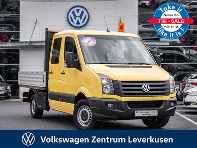gebraucht VW Crafter 35 DOKA 2.0 Pritsche KLIMA bei Gebrachtwagen.expert