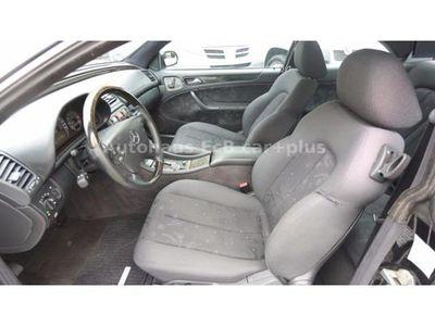 gebraucht Mercedes CLK230 Coupe Kompressor Avantgarde TEMP/SHZ/AHK
