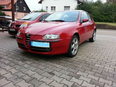 gebraucht Alfa Romeo 147 1.6 Twin Spark