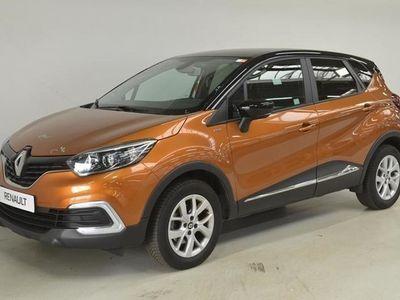 gebraucht Renault Captur 1.2 TCE 120 ECO² LIMITED AUTOMATIK SUV