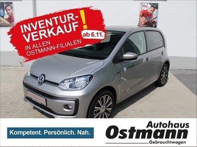 gebraucht VW up! up! move1,0 l 55 kW (75 PS) 5-Gang JOIN KLIMA NAVI ALU