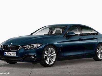 gebraucht BMW 420 Gran Coupé d xDrive A Navi Keyless Kurvenlic