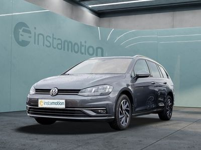 gebraucht VW Golf GolfVariant 1.6 TDI Join Navi behFrontscheibe