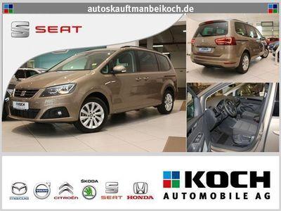 gebraucht Seat Alhambra 2.0 TDI Ecomotive DSG Crono (Navi)
