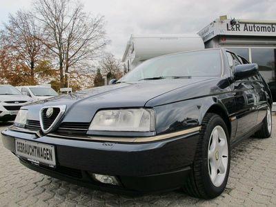 gebraucht Alfa Romeo 164 (3.0) V6 Super Zender Alfa Sport 2-Hand